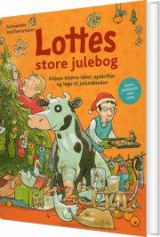 lottes store julebog - bog