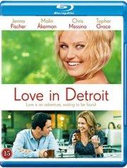 love in detroit - Blu-Ray