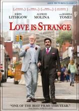 love is strange - DVD