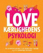love - kærlighedens psykologi - bog