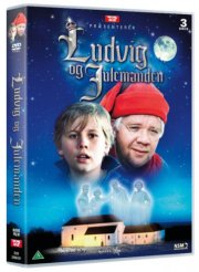 ludvig og julemanden - tv2 julekalender 2011 - DVD