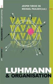 luhmann og organisation - bog