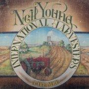 neil young - international harvesters - treasure - cd