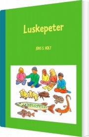 luskepeter - bog