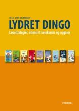 lydret dingo - læsestrategier, intensivt læsekursus og opgaver - bog