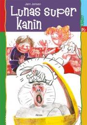 lydret ps, lunas super kanin - bog