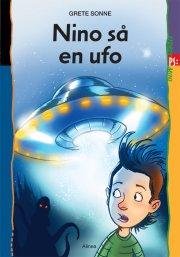 lydret ps mini, nino så en ufo - bog