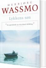 lykkens søn - bog