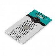 lyxo hårelastikker 10 stk - grå - Smykker Og Accessories