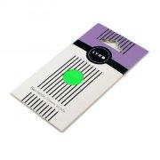 lyxo hårelastikker 10 stk - grøn - Smykker Og Accessories
