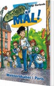 mål! (6): mesterskabet i paris - bog