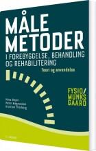 målemetoder i forebyggelse, behandling og rehabilitering - bog