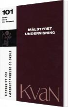 kvan 101 - målstyret undervisning - bog