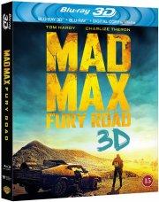 mad max 4 - fury road - 3d - Blu-Ray