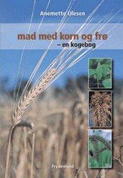 mad med korn og frø - bog