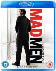 mad men - sæson 4 - Blu-Ray