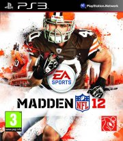madden nfl 12 (nordic) - PS3