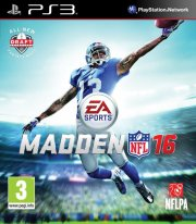 madden nfl 16 / 2016 - PS3