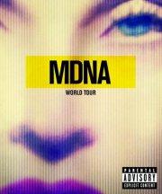 madonna - mdna world tour  - dvd+cd