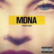 madonna - mdna world tour - cd