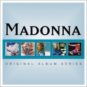 madonna - original album series - cd