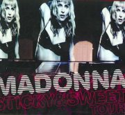 madonna - sticky and sweet tour  - CD+DVD