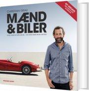mænd & biler - bog