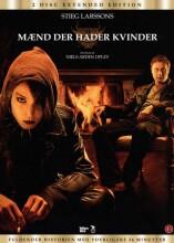 mænd der hader kvinder - extended edition - DVD