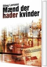 Stieg Larsson - Mænd Der Hader Kvinder - Bog