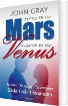 mænd er fra mars, kvinder er fra venus - bog