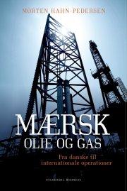 mærsk olie og gas - bog