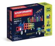 magformers miracle brain set - 258 dele - Byg Og Konstruér