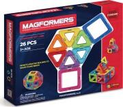 magformers magneter - 26 dele - Byg Og Konstruér