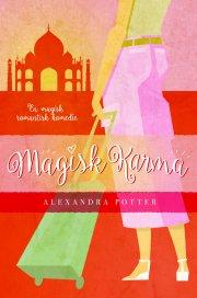 magisk karma - bog