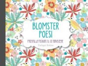 magiske øjeblikke postkort: blomster poesi - bog