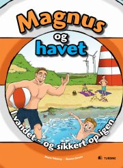 magnus og havet - bog
