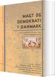 magt og demokrati i danmark - bog