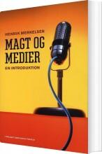magt og medier - bog