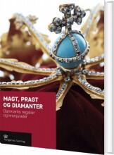 magt, pragt og diamanter - bog