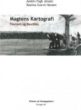 magtens kartografi - bog