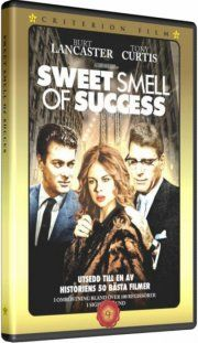 magtens sødme / sweet smell of success - DVD