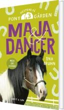 maja og dancer. hestene på ponygården 3 - bog