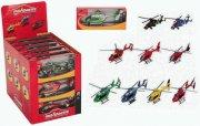 majorette aeroclub helikopter 13,5cm - Køretøjer Og Fly
