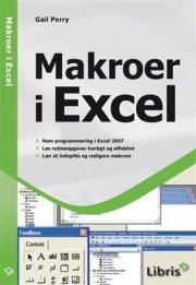 makroer i excel - bog