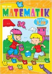 mal med matematik: plus og minus 1- 20 - Kreativitet