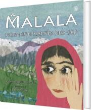 malala - pigen som kæmper med ord - bog
