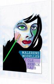 malerens modeller - bog
