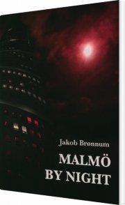 malmö by night - bog