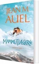 mammutjægerne s - bog