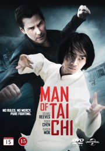 man of tai chi - DVD